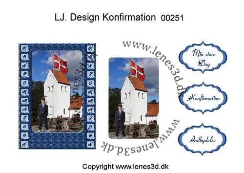 LJ. Design Konfirmation 00251